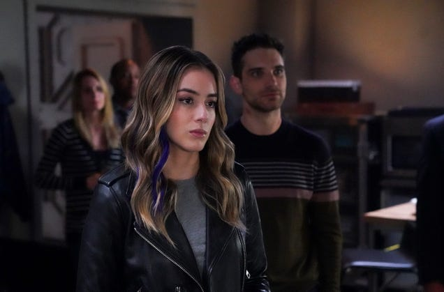 Marvel's Agents of S.H.I.E.L.D. wraps up a lot, thanks to its Daisy ex machina