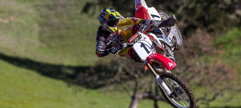 Pictured Above Is Ken Roczen, Supercross Rider, In His Happy Place. Heu0027s On  A Bike (kinda) And In The Air. Pictured Below Is Ken Roczen In A Slightly  Less ...