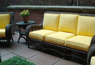 yellow outdoor furniture. If You\u0027ve Got Kids, Rowdy Roommates, Or Find You\u0027re Just Spill-prone, Odds Are Your Furniture Sees Some Serious Wear And Tear. Personal Finance Weblog Wise Yellow Outdoor U