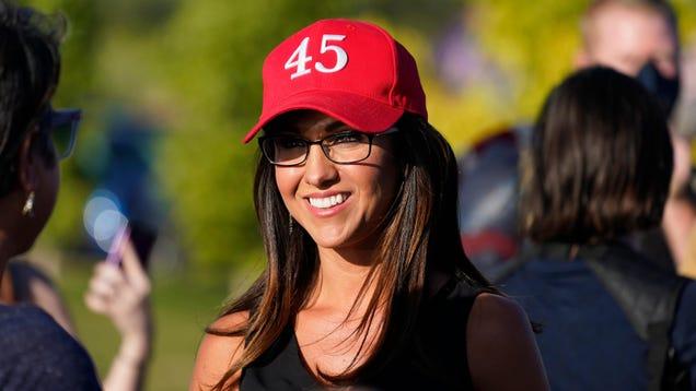 Lauren Boebert Spends Drought Hearing Rambling About 'Green New Deal Extremists'