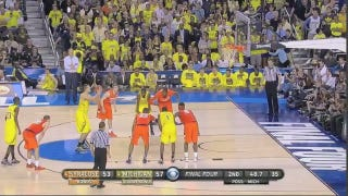 Michigan Misses All The Free Throws, Wins Ugly Against Syracuse Anyway