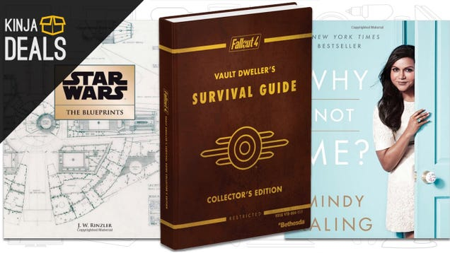 Amazon's Taking 30% (Up to $10) Off Any Physical Book. Yep, ANY Book.