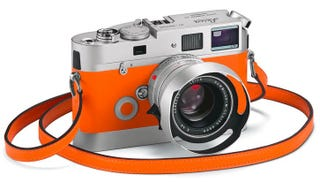 Illustration for article titled Leica M7 Hermes Edition: Your Bank Account Can't Handle This Gorgeousness