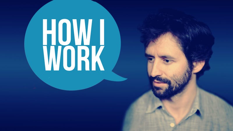 Illustration for article titled I'm David Kadavy, Author of Design for Hackers, and This Is How I Work