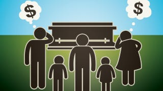 Illustration for article titled How to Save Money on Expensive Funeral Costs
