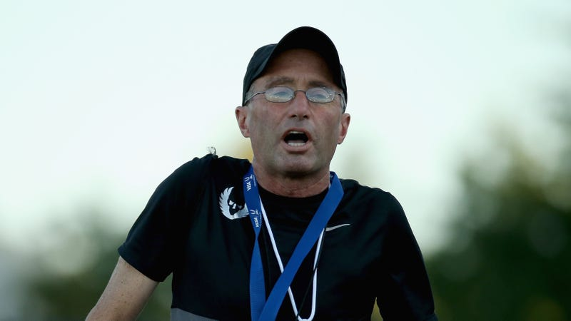 Illustration for article titled Nike Running Coach Alberto Salazar Hit With Four-Year Doping Ban By USADA