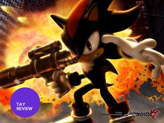 Illustration for article titled Shadow The Hedgehog: The TAY Review