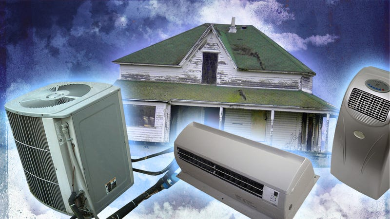What\'s the Best Kind of Air Conditioner for My Home?