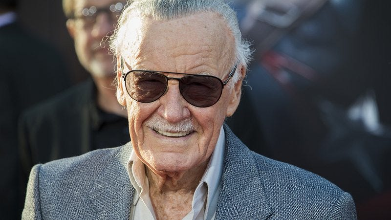Illustration for article titled 'I Wish I Had Invented Batman': 5 Questions With Stan Lee
