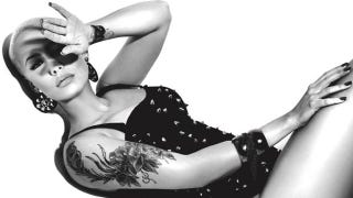 Illustration for article titled Tattoo Whisperer Amber Rose's Advice For Lovers