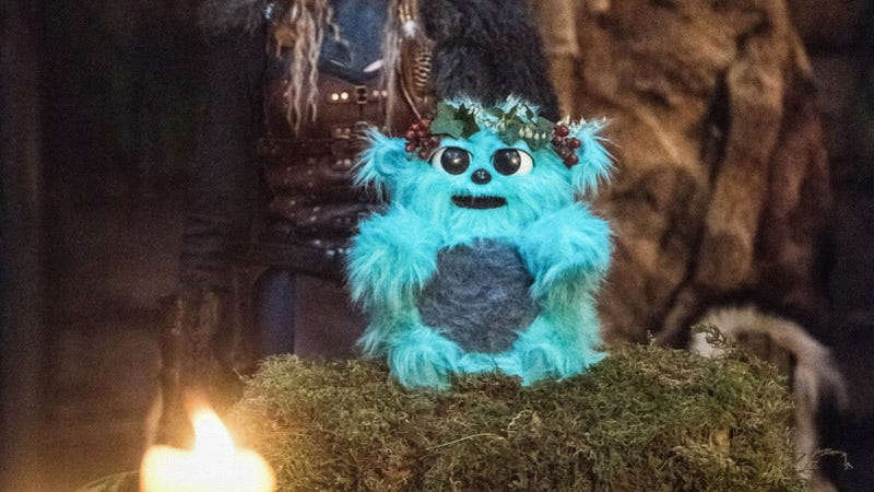 """""""Beebo want absolute devotion."""" Already done."""