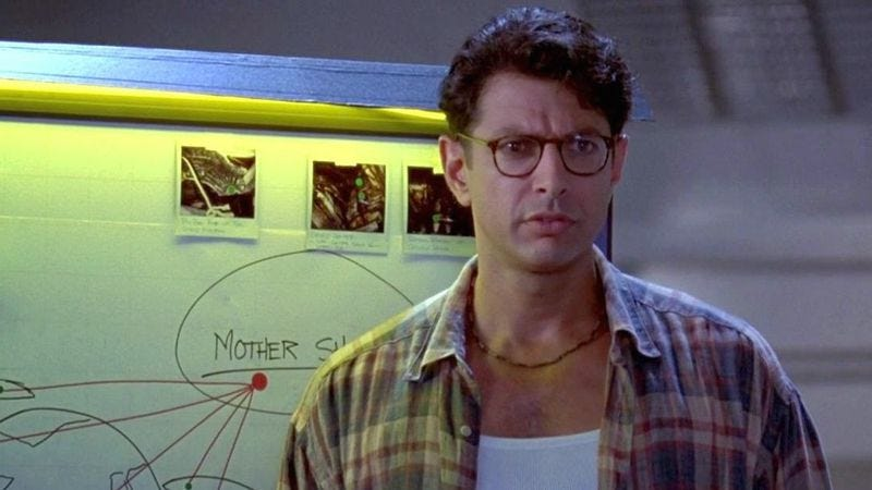 David Levinson could have told you this was a bad idea. (Independence Day)