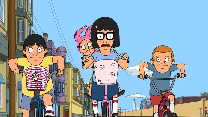 Illustration for article titled Bob's Burgers pits Louise against a new enemy while she faces a new fear