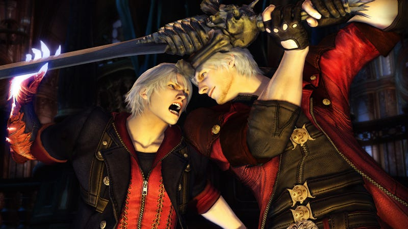 Illustration for article titled I Do Not Enjoy Devil May Cry 4