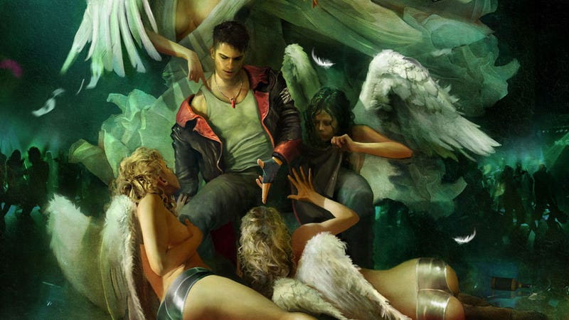 Illustration for article titled Developer Receives Death Threats Over New Devil May Cry Game