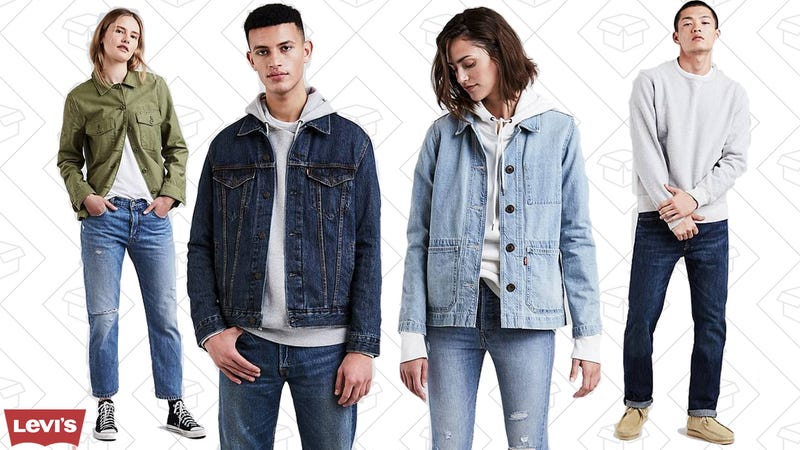 30% off sitewide | Levi's | Use code FAM30