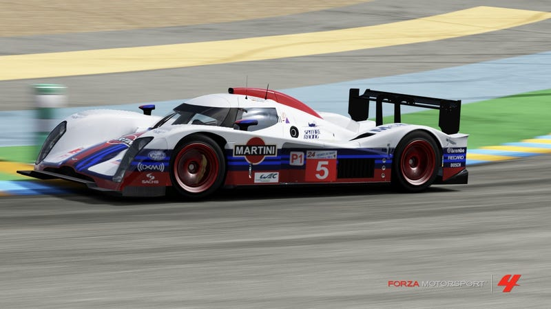 Illustration for article titled This Is Now a Fourza Le Mans Livery Thread