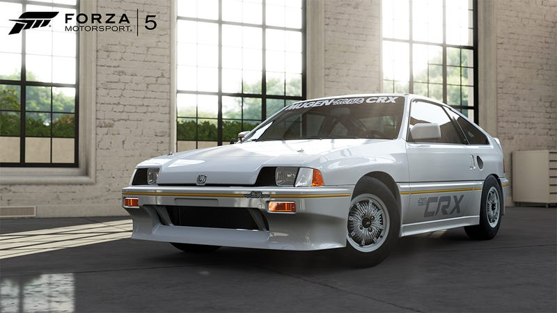 Illustration for article titled Forza + Honda: T10 Reluctantly Gives You Free Cars