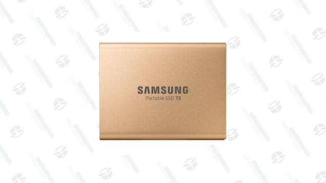 Give Yourself Some Space With Discounts on These Samsung SSDs