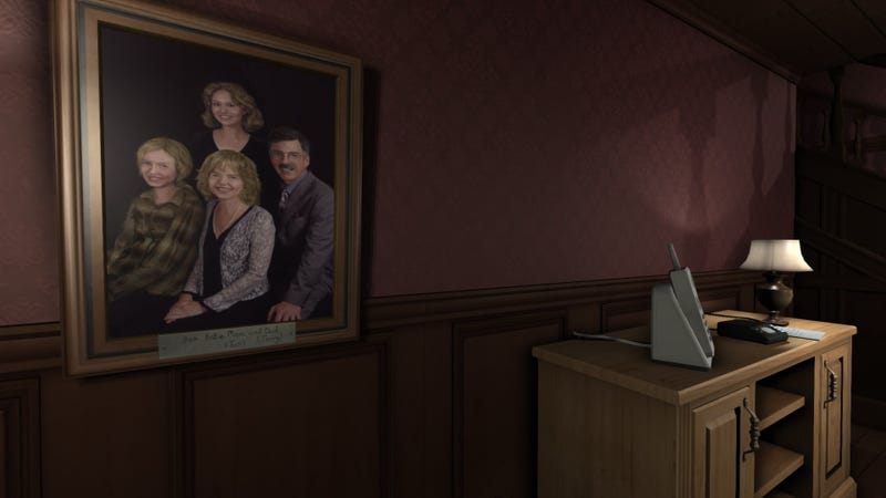 Illustration for article titled Gone Home Is Free This Weekend