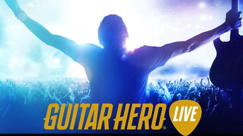 Illustration for article titled Guitar Hero is Back And I Really Like What I've Seen