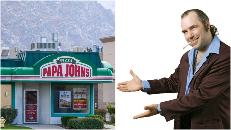 Illustration for article titled Hey buddy, you wanna buy Papa John's?
