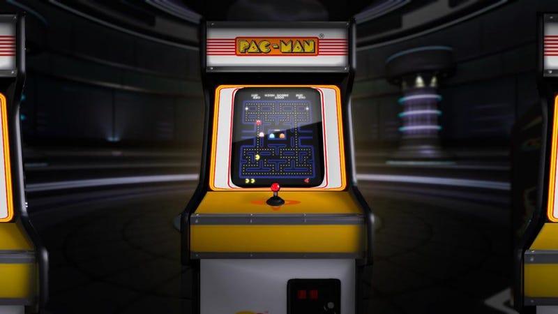 "Illustration for article titled La primera ""arcade virtual"" llevará Pac-Many otros clásicosal Gear VR"