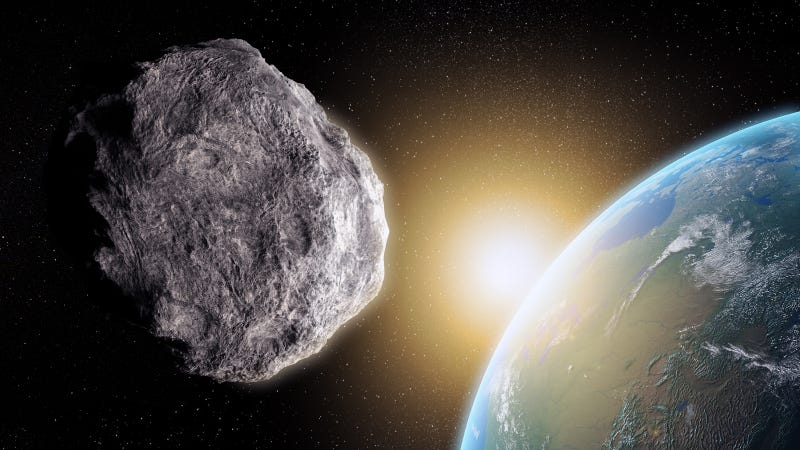 Illustration for article titled How to Catch an Asteroid