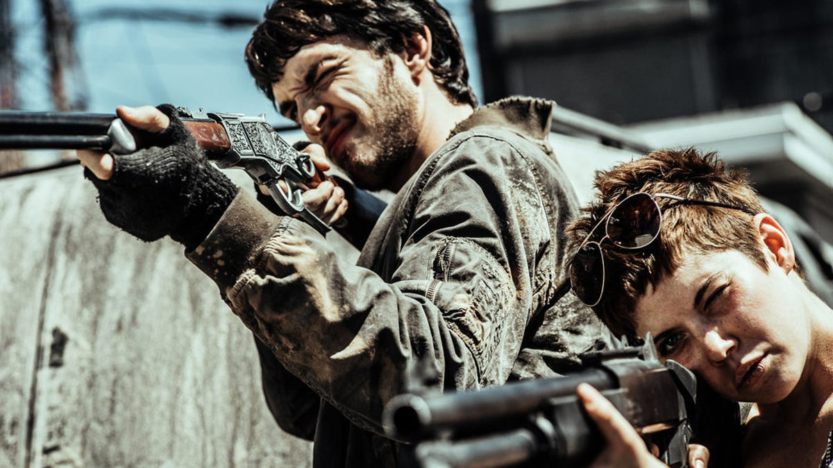 A surprising death brings the drama to Z Nation