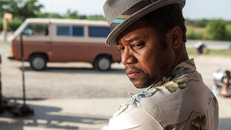 Illustration for article titled Cuba Gooding Jr. accepts his fate, will guest star on Forever