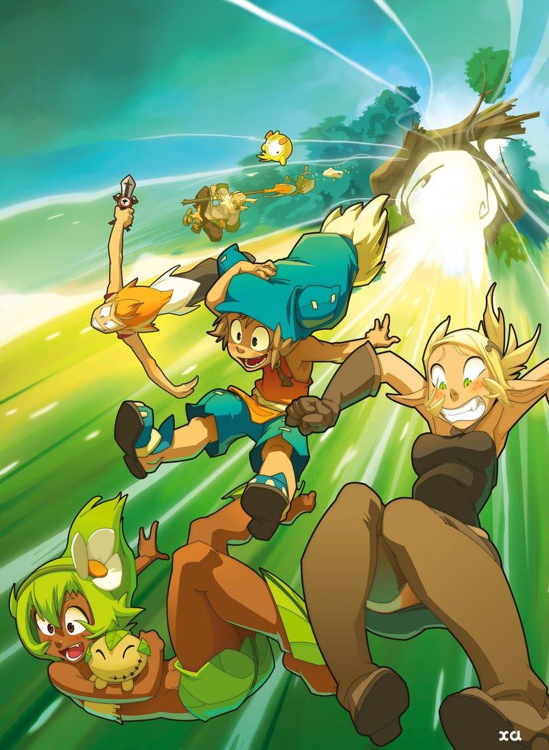 Illustration for article titled Kickstarter Spotlight: Wakfu & Kingdom Builder
