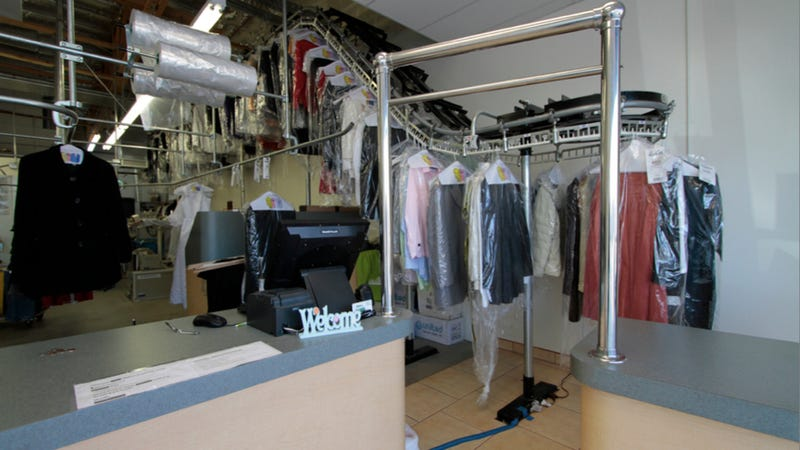 How Dry Cleaning Works: It's Not What You Think