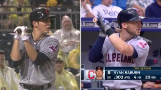 Trevor Bauer Imitates Three Teammates' Batting Stances In One At-Bat