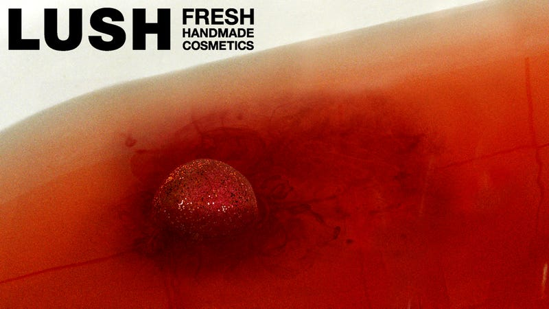 Illustration for article titled Lush Unveils New Line Of Anti-Aging Youthful Maiden BloodBombs