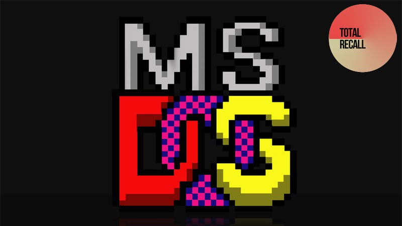 Illustration for article titled Remembering the Good, the Bad and the Ugly of MS-DOS