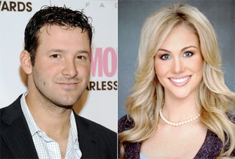 Illustration for article titled Tony Romo Is Banging A Former Cowboys Intern Who Can't Subtract