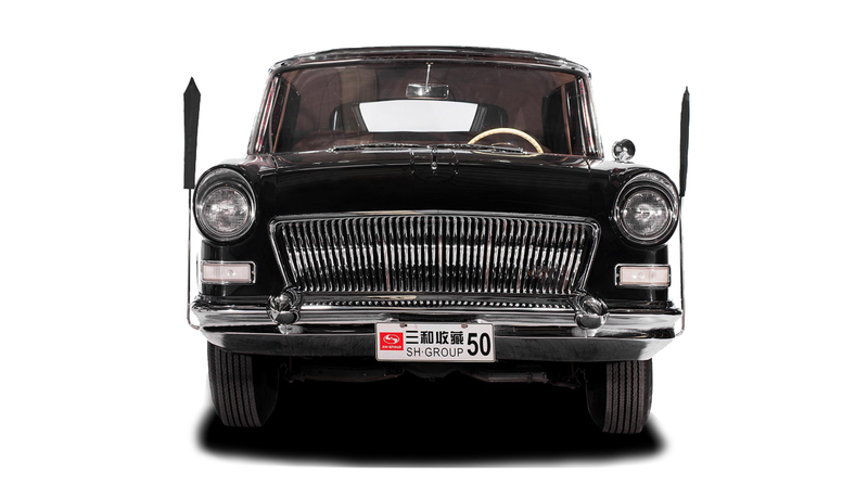 Illustration for article titled A Pair of Exquisite Hong Qi Limousines Will Be the First Chinese Cars Ever To Be Featured at Pebble Beach