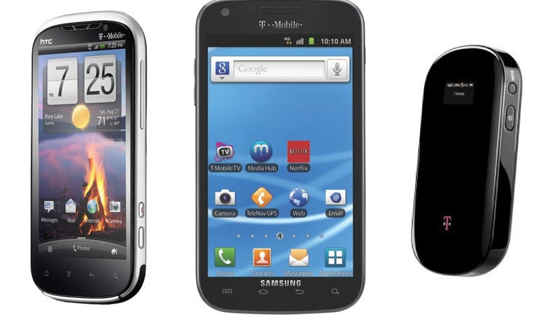Illustration for article titled Why Are T-Mobile's Galaxy S II and Amaze 4G So Damn Expensive?