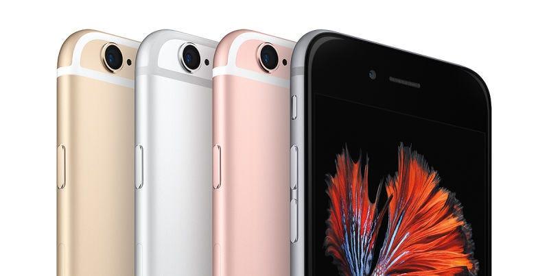 Illustration for article titled Los iPhone 6S y 6S plus llegan a España el 9 de octubre: estos son sus precios