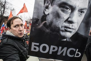 Illustration for article titled A csecsen elnök gárdájához tartozhatott Borisz Nyemcov gyilkosa?
