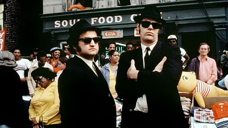 Illustration for article titled The Blues Brothers and Spam Lite: Here's what's on sale on Amazon today