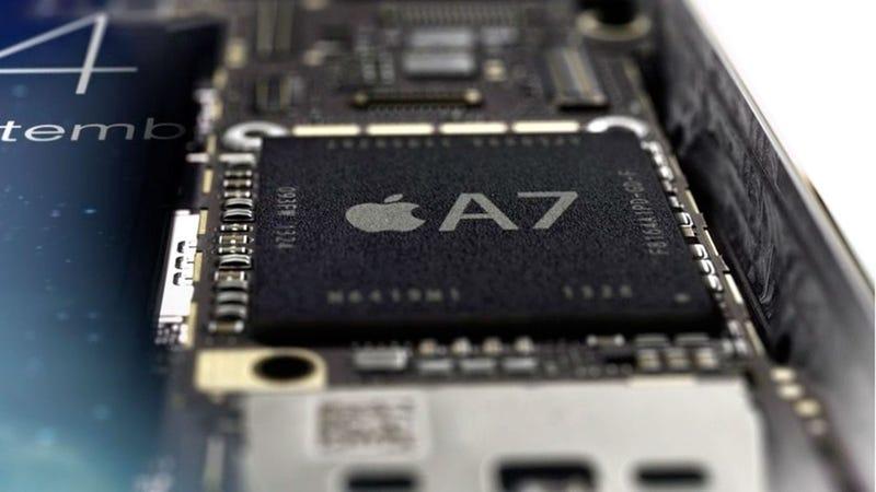Illustration for article titled Qualcomm rectifica tras criticar el procesador A7 de Apple