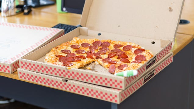 Order Free Pizza for Your Polling Place