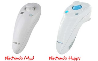Illustration for article titled Nyko Redesigns 'Kama' Nunchuk, Nintendo Lawsuit Settled