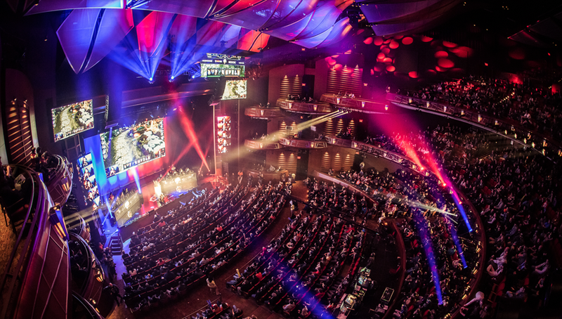 Illustration for article titled The Weekend In Esports: The Smite World Championship Returns To Atlanta