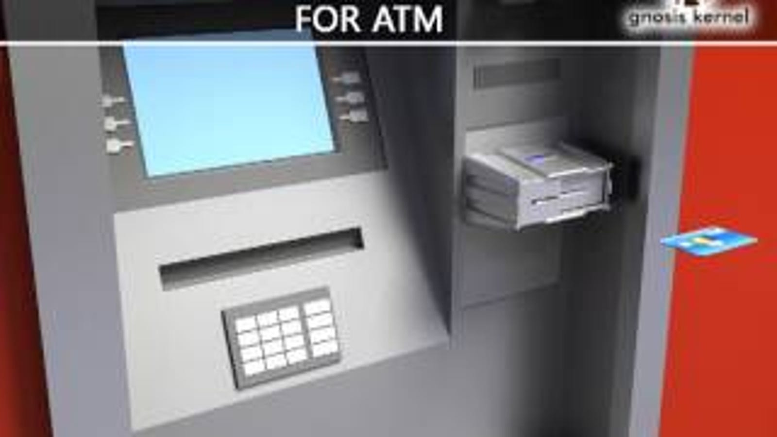 An Imprisoned Hacker Invented an ATM Attachment That Stops Skimmers