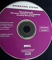 Windows xp professional installation disk