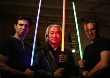 Illustration for article titled OMFG: They've Made Real Lightsabers (Kinda)