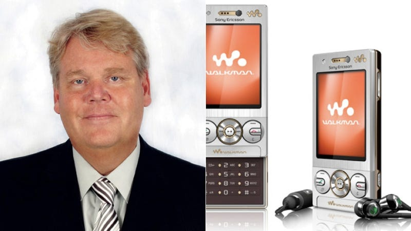 Illustration for article titled Sony Ericsson CEO Regrets Having His Ass Kicked by iPhone