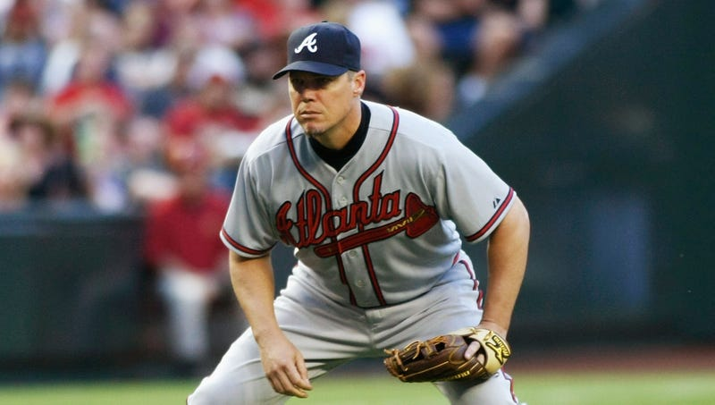 Illustration for article titled Chipper Jones Still Chipper Jonesing Away Out There